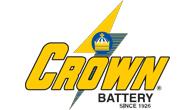 crown battery distributor