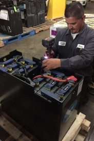 Battery and Charger Field Services